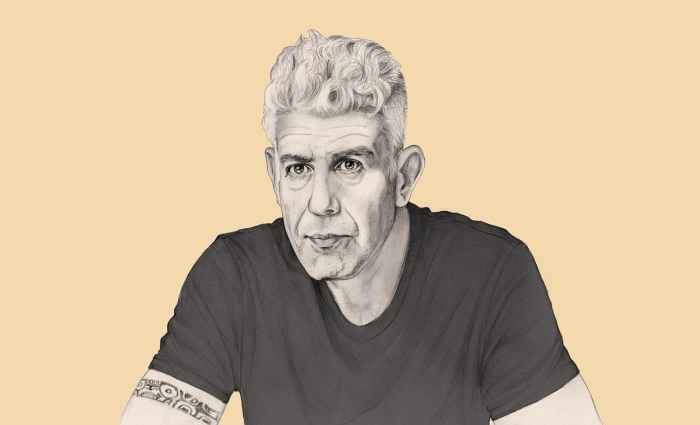 Anthony Bourdain Was a Person GodWanted